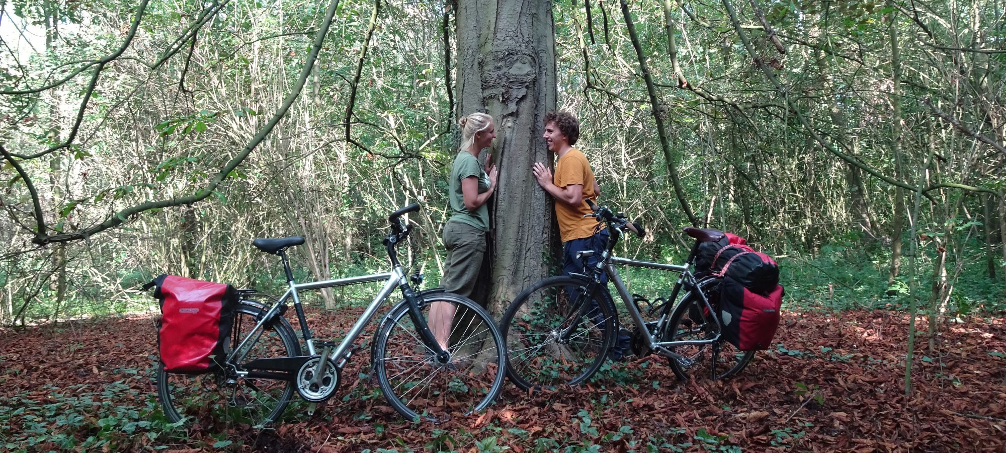 Cycling for Trees